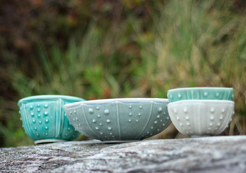 Urchin Bowls
