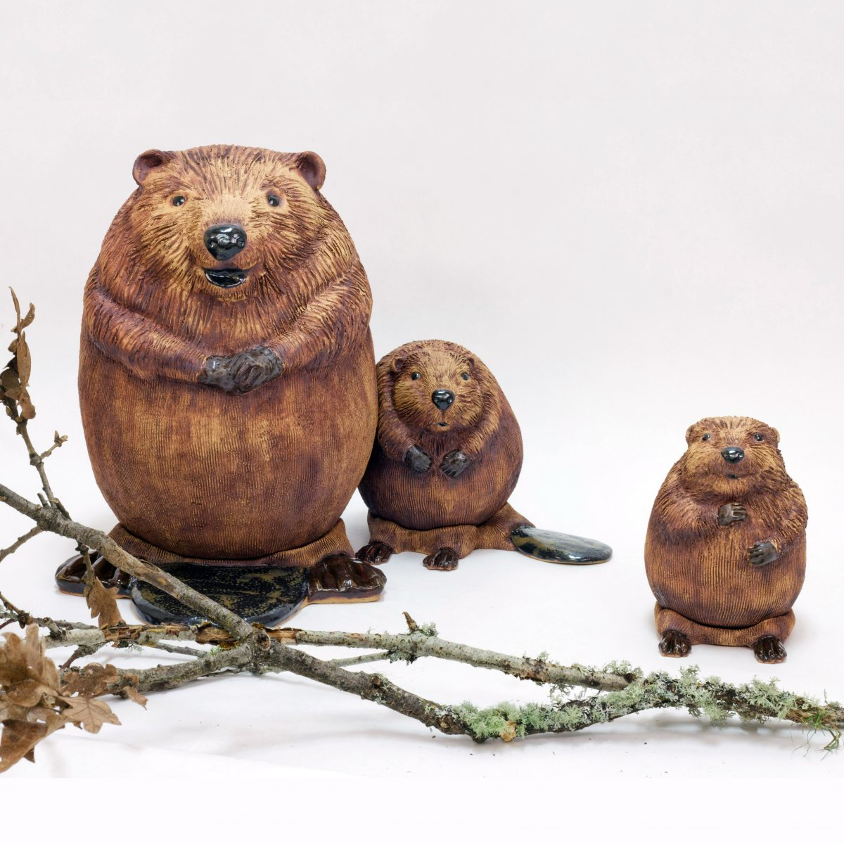 Beaver Tales traveling art exhibit