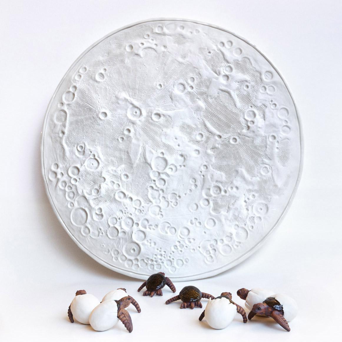 'Night Sea' ceramics exhibit in Portland